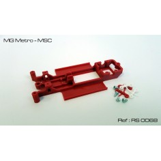RED SLOT RS-0068 CHASIS 3D MG METRO MSC