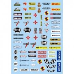 Mitoos M548 Calcas logos clásicos II