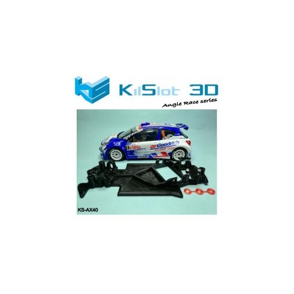 Kilslot AX40 Chasis 3d angular RACE Soft Peugeot 207 Avant