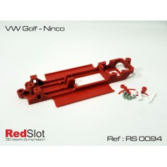 CHASIS 3D VW GOLF NINCO