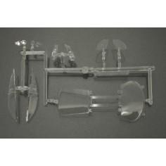 Arrow Slot 3001F Opticas y transparencias Saleen S7-R Plástico Inyectado