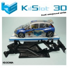Kilslot DCN9A Chasis 3d angular Dual Comp PUNTO S2000 NSR