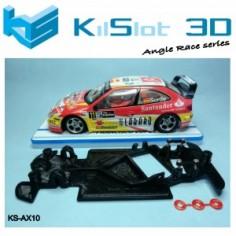 KILSLOT KS-AX10 Chasis 3d angular RACE SOFT Citroen Xsara Pro SCX