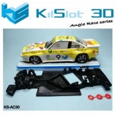 Kilslot KS-AC30 Chasis 3d angular RACE SOFT Opel Manta 400 Avant