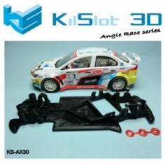 Kilslot KS-AX30 Chasis 3d angular RACE SOFT Mitsubishi Avant