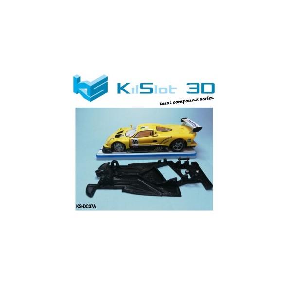 Kilslot KS-DCG7A  Chasis angular DUAL COMP Lotus Elise Avant