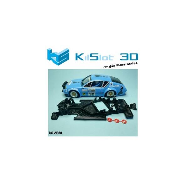 Kilslot KS-AR38 Chasis angular RACE SOFT Alpine A310 Avant