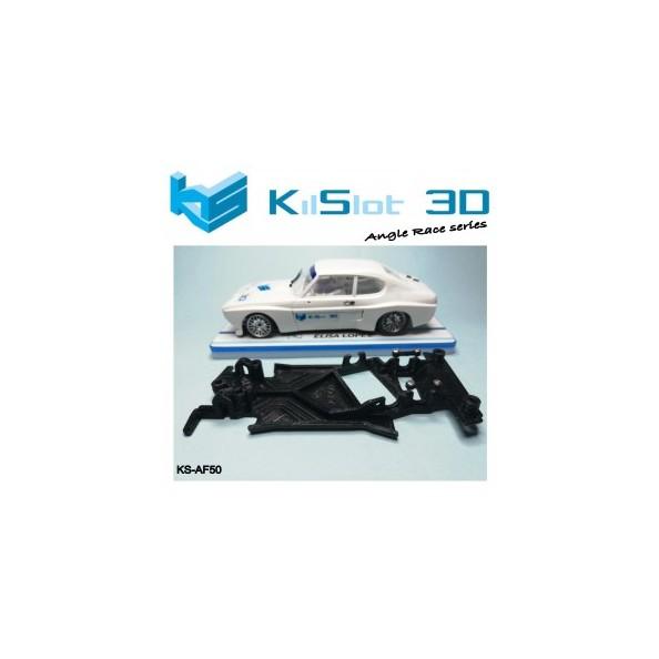 Kilslot KS-AF50 Chasis 3d angular RACE SOFT Ford Capri LV SRC