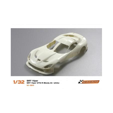 Scaleauto 3610 Carrocería blanca SRT Viper GTS-R