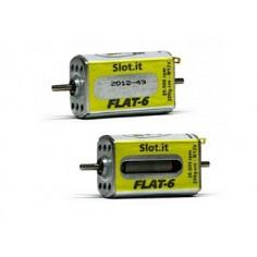 Slot.it MN09CH Motor Flat-6 20.000 rpm caja larga 200gr cm