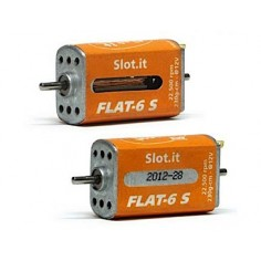 Slot.it MN13CH Motor Flat-6S 22.500 rpm caja larga