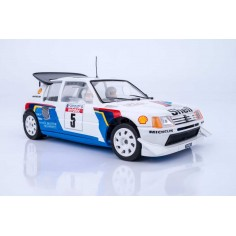 SRC 53704 Peugeot 205 T16 Evo2 Chrono Saby Tour de Corse 86
