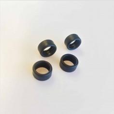 SRC RN0201 Neumáticos perfil bajo grip zero 17x8,6mm