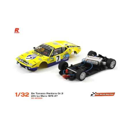 Scaleauto SC-6035R De Tomaso Pantera R Series Beurlys Inter Auto