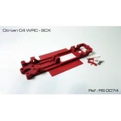 RED SLOT RS-0074 CHASIS 3D CITROEN C4 SCX