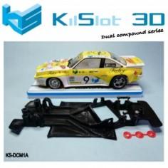 Kilslot KS-DCM1A Chasis 3d angular DUAL COMP Opel Manta 400 Avant