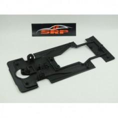 3DSPR 03SRC Chasis 3d doble componente Radical SR-9 Scaleauto