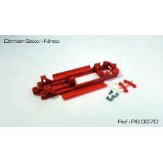 RED SLOT RS-0070 CHASIS 3D CITROEN SAXO NINCO