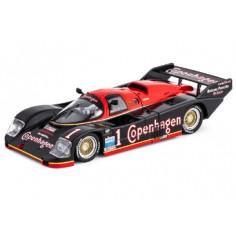 Coche slot Grupo C Slot.it SI-CA25F Porsche 962 IMSA Copenhagen 12h Sebring