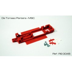 RED SLOT RS-0045 CHASIS 3D DE TOMASO PANTERA MSC