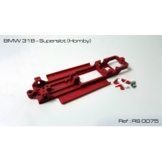 CHASIS 3D RED SLOT COMPATIBLE BMW 3128 SUPERSLOT