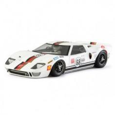 NSR 0041SWDEF Ford Mk I GT40 Le Mans 1969 fallo tampografia