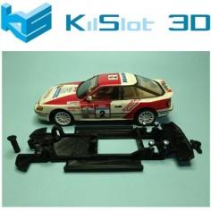 KILSLOT KS-BC4B CHASIS 3D LINEAL BLACK TOYOTA CELICA GT4 ST165 SCX