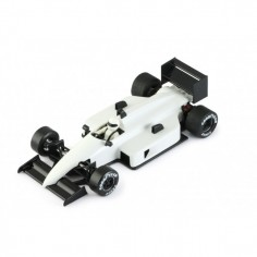 Coche slot NSR 0118IL Formula 1 86/89 test car blanco
