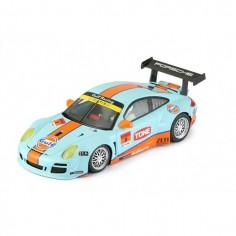 Coche Slot NSR 0121AW Porsche 997 Gulf 9 AW