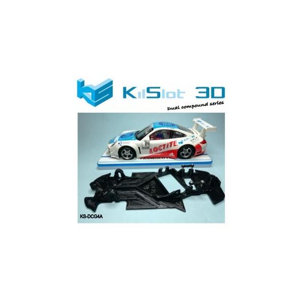 Kilslot KS-DCG4A Chasis angular DUAL COMP Porsche 911 GT3 RS NSR