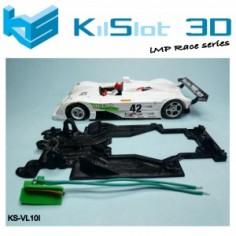 Kilslot KS-VL10I Chasis RACE bancada independiene BMW V12 LMR SC