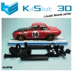 Kilslot KS-BF6B Chasis Lineal Black Lancia Fulvia 1.6 HF SCX