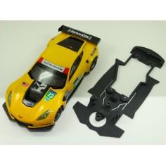 3D SRP 059673 Chasis 3d Carbono Corvette C7R NSR
