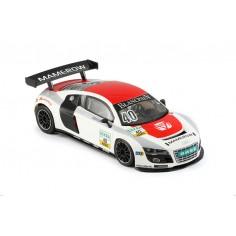 NSR 0051AWDEF Audi R8 Adac GT Masters Nurburgring 2012 Fallo tampografía