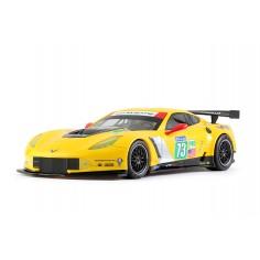 NSR 0025AWDEF Corvette C7R 24h Le Mans 2014 Fallo tampografía