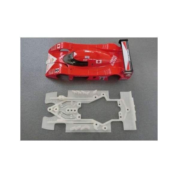 Kat Racing K/002PMV Chasis 3d GT-ONE PRO-M Scaleauto