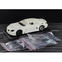 Sideways RC-SWCAR03K BMW M6 GT3 White Racing Kit