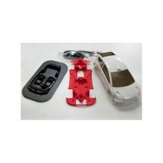 Mustang M-CB0024LC Carrocería +Chasis lineal Citroen C4 Ninco