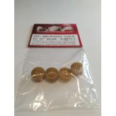 NSR 5427 Tapacubos llanta 16 BBS oro