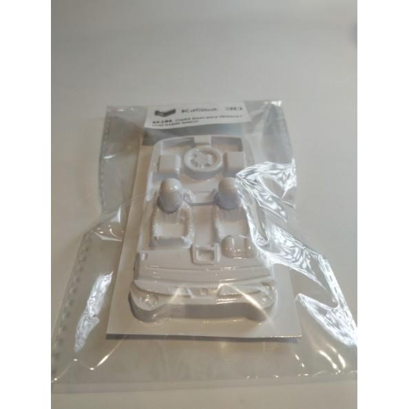 KILSLOT KS-LR4 COCKPIT LEXAN RENAULT CLIO S1600 NINCO