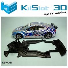 Kilslot KS-VG6I Chasis 3d RACE bancada independiente Peugeot 406 Silhouette Spirit