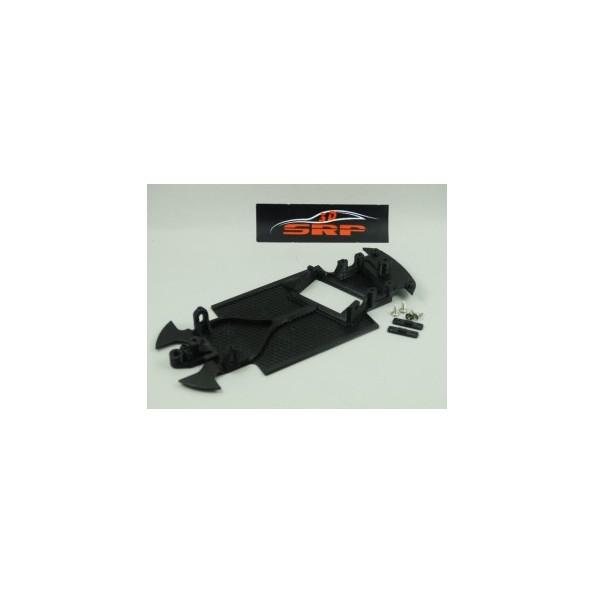3DSRP 1150WSC Chasis 3d Audi R8 ángulo Ninco