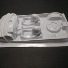 KILSLOT KS-LF11 COCKPIT LEXAN FIAT PUNTO S1600 NINCO