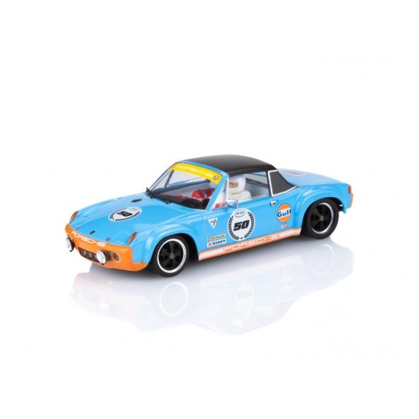 SRC 52010 Porsche 914 Circuito Gulf 50 Aniversario 2
