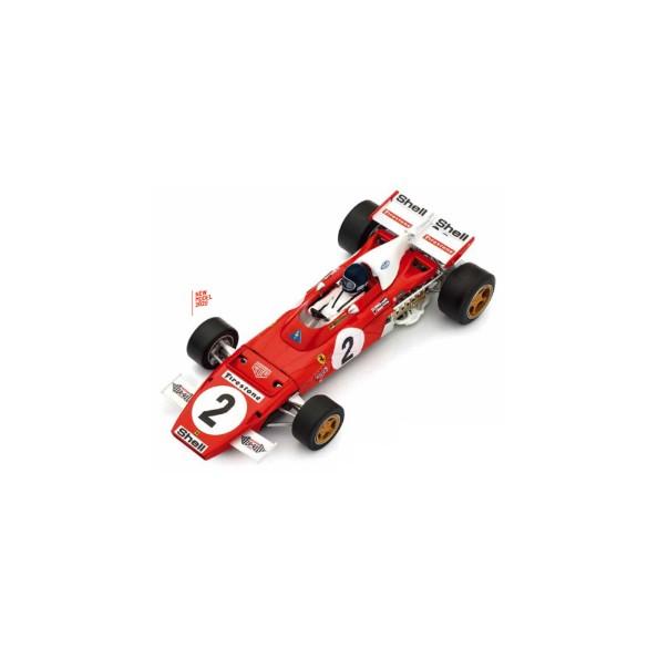 POLICAR PO-CAR05A Ferrari 312B2 1st Zandvoort 1971