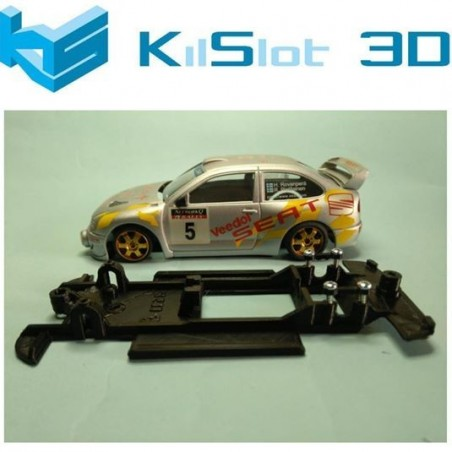 KILSLOT KS-CC2B CHASIS 3D LINEAL SEAT CORDOBA NINCO