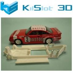 CHASIS 3D LINEAL MANTA 400 SLOTER KILSLOT