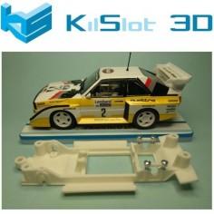 CHASIS 3D LINEAL AUDI QUATTRO S1 SUPERSLOT KILSLOT
