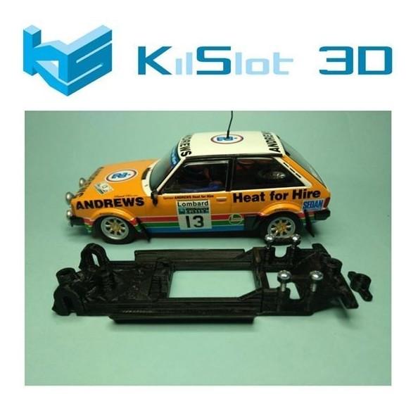KILSLOT KS-BT1B CHASIS 3D LINEAL BLACK TALBOT SUNBEAM LOTUS SCX