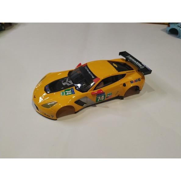 NSR D0026 Carrocería Corvette C7R 24h LeMans 2014 n74
